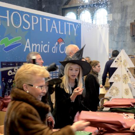 Hospitality Amici di Como