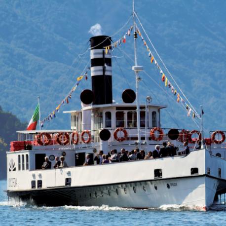 Il Piroscafo Concordia