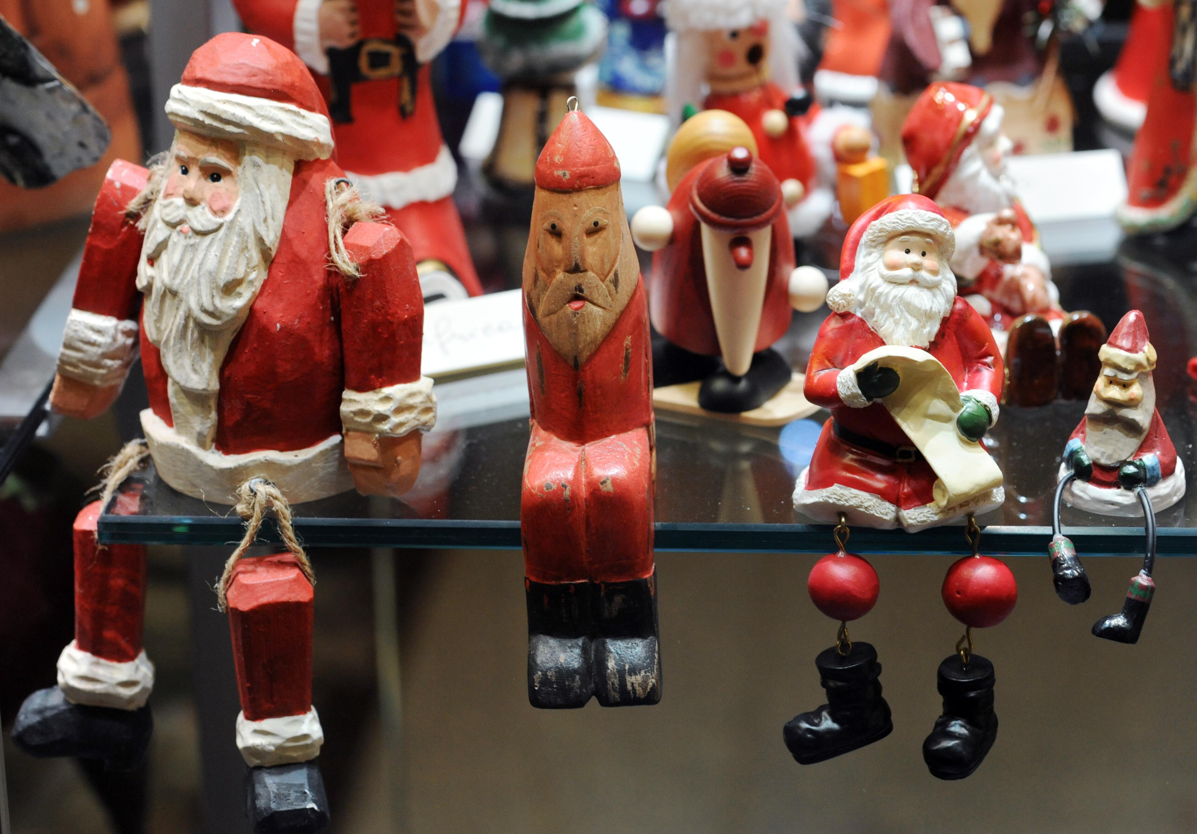 Babbo Natale 8 Gallery.Caro Babbo Natale Como Citta Dei Balocchi Xxv Edizione